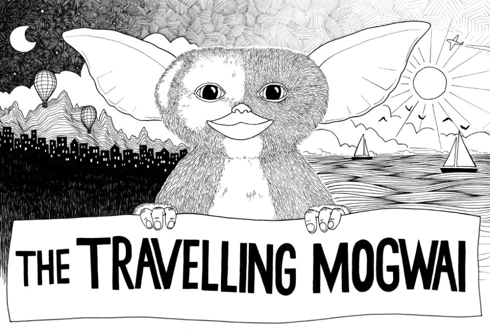 Travelling Mogwai