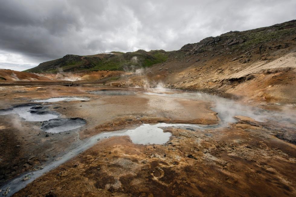 Islande - Krýsuvík