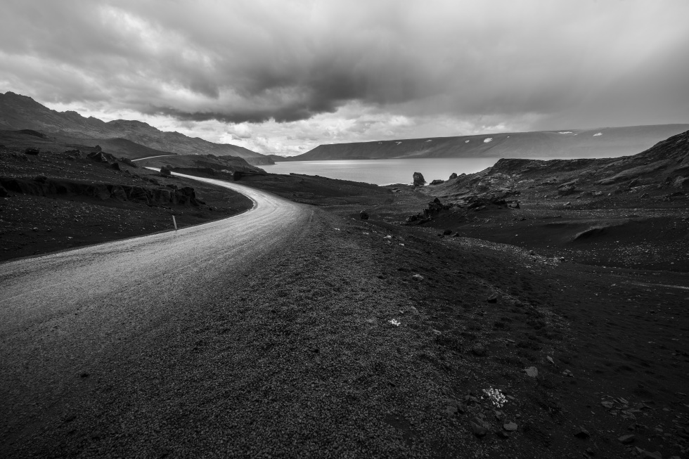 Iceland - Kleifarvatn