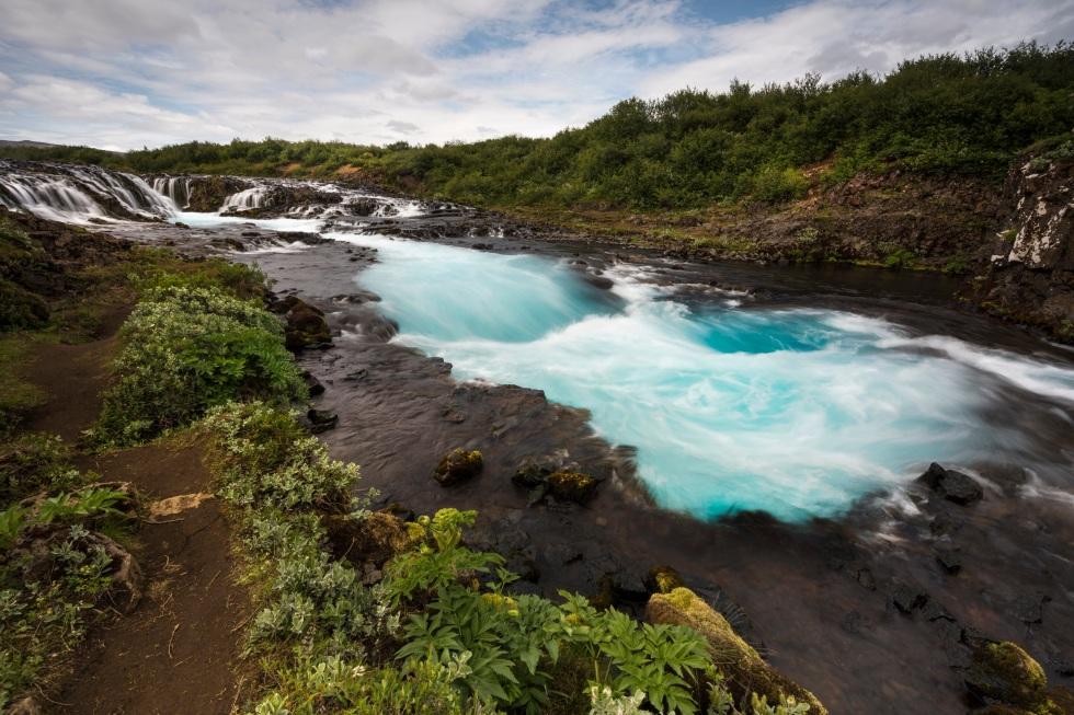 Iceland - Brúarfoss